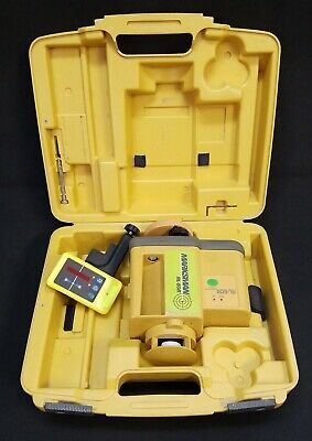 Topcon RL-60B Laser Level with Receiver & Clamp - 37