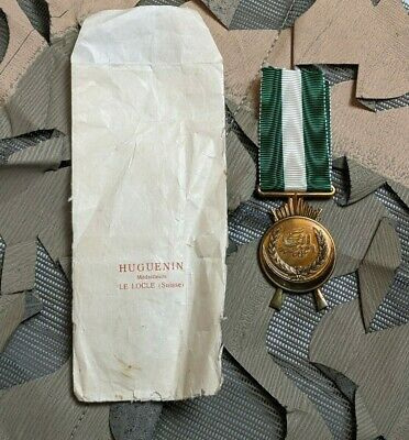 Iraqi Active Service Medal/King Faisal's War Medal Issued to British Troops