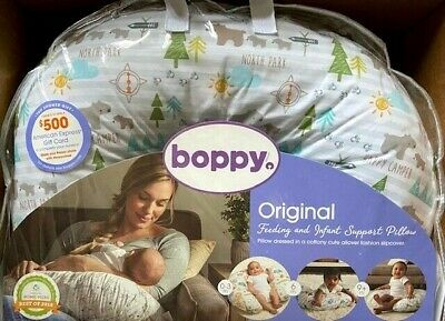 Boppy - Original Feeding and Infant Support Pillow -  Brand New