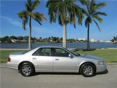 2002 Cadillac Seville SLS STS LOW 25K MILE DEVILLE FLORIDA RUST FREE 2002 CADILLAC SEVILLE LUXURY SLS STS LOW 25K MILES DEVILLE DTS FLORIDA RUST FREE