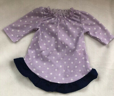 """18"""" Doll Clothes - American Girl Doll - SO Size 7-8 Kohl's Brand"""
