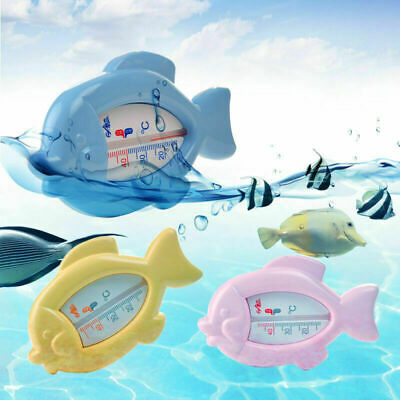 Animal Fish Shape Bath Tub Baby Infant Thermometer Water Temperature Tester Toy