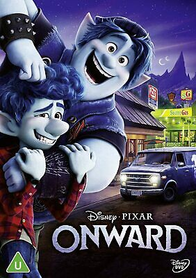 Disney & Pixar's Onward (DVD) (2020)  preorder