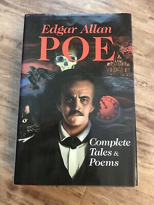 Complete Tales and Poems by Edgar Allen Poe (1989, Hardcover)