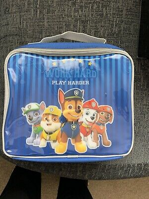 Paw Patrol Lunch Box Bag