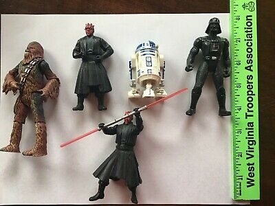 Star Wars Figures Lot