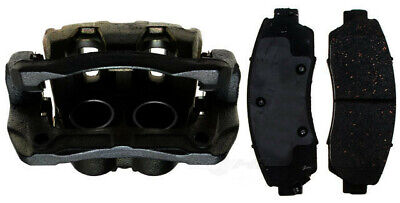 Frt Left Rebuilt Brake Caliper With Pad  ACDelco Professional  18R2244