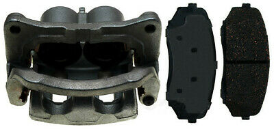 Frt Left Rebuilt Brake Caliper With Pad  ACDelco Professional  18R2589