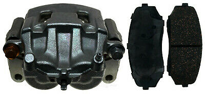 Frt Right Rebuilt Brake Caliper With Pad  ACDelco Professional  18R2590