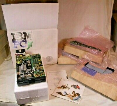 IBM PCjr Diskette Drive 5.25 Disk New & Complete in Open Box
