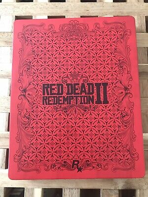 Red Dead Redemption 2 Steelbook Edition PS4