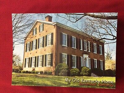 Warehouse Find- My Old Kentucky Home  Post Cards - Nos Lot Of 50 Cards New