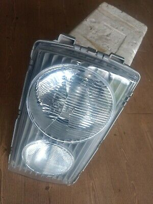 MERCEDES W123 HEADLiGHT RİGHT SiDE COMPLETE GENUNE NEW
