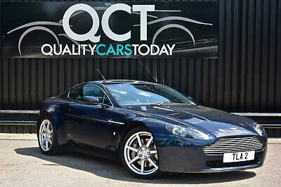 2007 Aston Martin Vantage 4.3 V8 Manual Coupe *Serviced by AM less than 2k miles