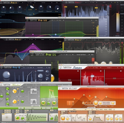 Plugins Total Bundle Full Version MAC & WIN AAX VST AU VST3... + Future Updates
