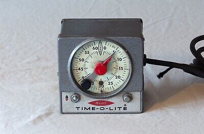 Time-o-Lite darkroom timer 0-60 second
