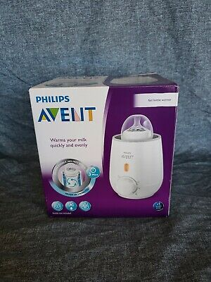 Philips AVENT Fast Bottle Warmer Factory Sealed