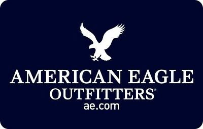 American Eagle Outfitters Gift Card $150.00