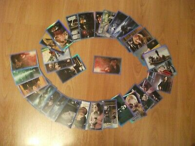 Panini Harry Potter Saga stickers - pick 3 rainbow stickers from list of numbers