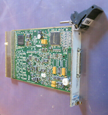 National Instruments PXI-6250 NI Card, Multifunction DAQ board 191325B-04