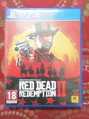 Red Dead Redemption 2 PS4 Playstation 4