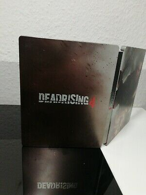 Dead Rising 4 Limited Special Steelbook XBOX one Rarität