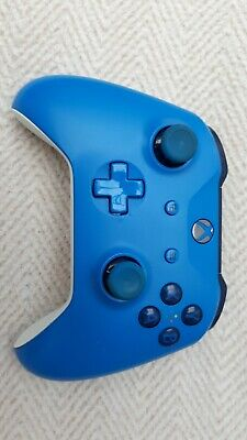 Official Wireless Microsoft xbox one controller  - Blue