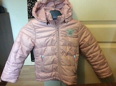 Lego girls lovely pink hooded jacket age 4 years 104 cm