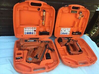 Paslode Nail Guns First And Second Fix Need Tlc Retierment Sale Was Working Fine