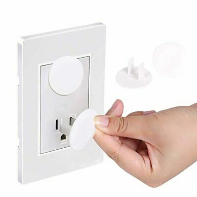 38 Pack Outlet Covers ChildProof Plug Protector - Vmaisi Baby Proofing