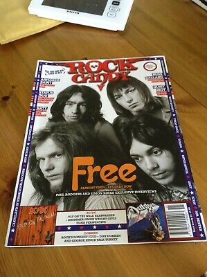 ROCK CANDY MAGAZINE #15 Free Cover