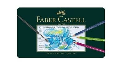 Faber Castell Watercolour Albrecht Dürer 60 Pencil Tin FC117560