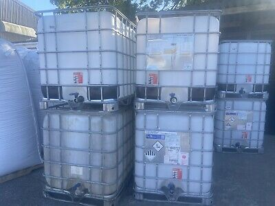 1000 Litre Ibc Liquid Storage Tank. Pay On Collection