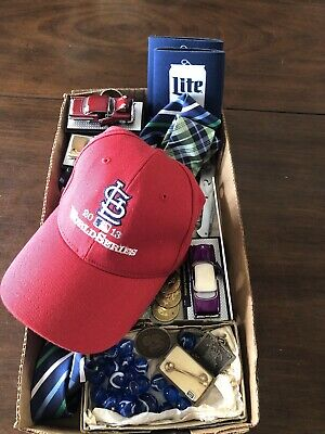 mens junk drawer lot