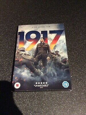 1917 dvd region 2 watched once