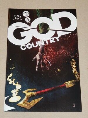 God Country #4 Shaw Variant