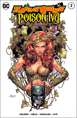 Harley Quinn & Poison Ivy #2 (of 6) - Jay Anacleto Variant - Unknown Comics - DC