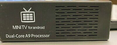 Mini TV Smart Tv For Android Dual Core A9 Processor Mini TV for Android