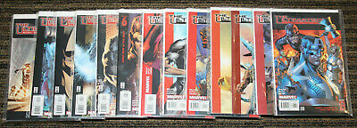 Marvel Ultimates # 1-13 COMPLETE SET - Millar & Hitch -