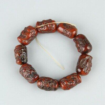 Chinese Exquisite Handmade OX horn bracelet