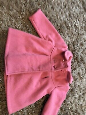 Baby Girls Coat/jacket, Pink, Jasper Conran, 12-18 Months