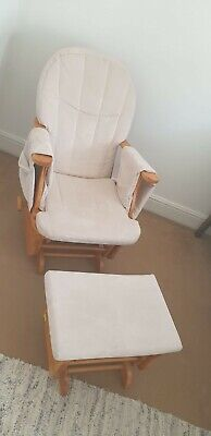 Nursing Rocking Chair - Beige - Fully working and clean