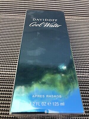 Davidoff Cool Water Herren 125 ml After Shave