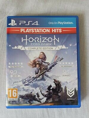 Horizon: Zero Dawn - Complete Edition (Sony Playstation 4, 2019) Good condition