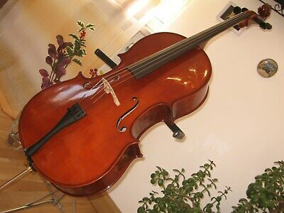 1/2 Cello Kindercello Violoncello GEWA Allegro Gebraucht