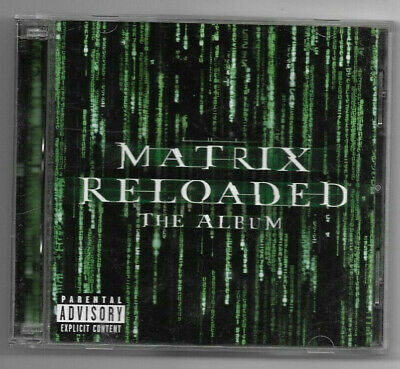 Matrix Reloaded - The Album CD
