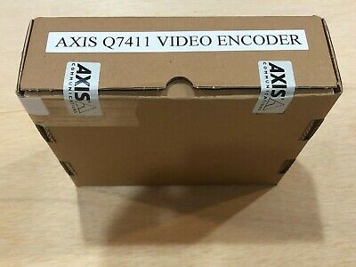 AXIS Q7411 Video Encoder (P/N 0518-004 )