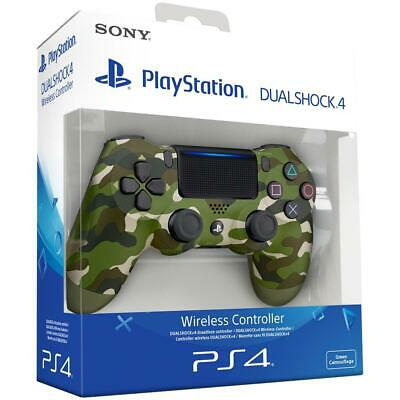 ps4 sony controller camouflage
