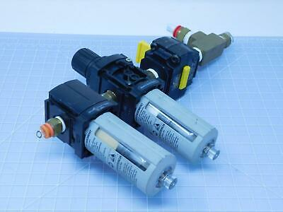 ARO P39124-104 F35121-301 Pneumatic Filter Assembly T146042