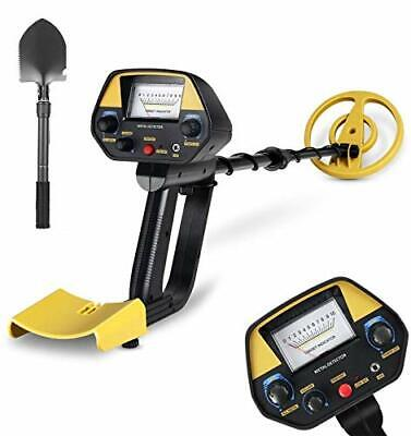 INTEY Pinpoint Metal Detector with High Sensitivity, Adjustable DISC Function,